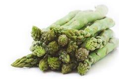 зеленый цвет спаржи свежий Стоковые Изображения RF