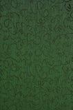 зеленый цвет ткани Стоковые Изображения