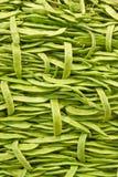 зеленый цвет фасолей Стоковое Фото