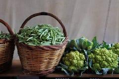 зеленый цвет фасоли Стоковое Фото