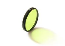 зеленый цвет фильтра стоковая фотография rf