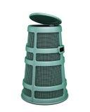 зеленый цвет ящика Стоковые Фотографии RF