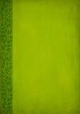 зеленый цвет bordhered предпосылкой иллюстрация вектора
