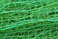 зеленый цвет fishnet Стоковые Изображения