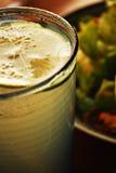 зеленый чай лимона Стоковое Изображение