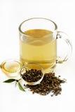 Зеленый чай Стоковое фото RF
