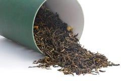зеленый чай Стоковая Фотография RF