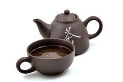 зеленый чай Стоковое Изображение