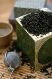 зеленый чай Стоковая Фотография