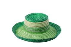 Зеленый шлем сторновки Стоковая Фотография RF