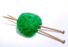 зеленый mohair стоковая фотография rf