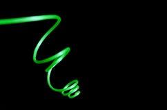 зеленый tendril Стоковое Изображение RF