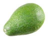 Зеленый unpeeled плодоовощ feijoa изолированный на белизне Стоковое фото RF