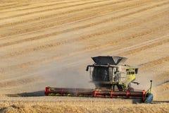 Земледелие - время сбора - сельское хозяйство Стоковые Изображения