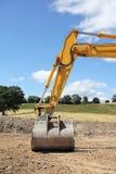 землекоп ведра Стоковая Фотография RF