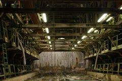 Землерой тоннеля Стоковые Фото