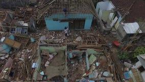 Землетрясение 2018 Lombok акции видеоматериалы