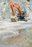 землечерпалка Стоковое Изображение RF