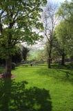 Земли замка Стерлинга стоковые фотографии rf