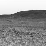 Земля была безопалубочна и пуста стоковые изображения rf
