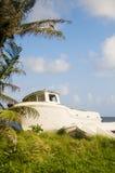 земля Никарагуа острова рыболовства мозоли шлюпок старый Стоковые Фотографии RF