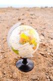 Земля планеты глобуса стоковая фотография