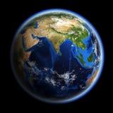 Земля планеты Стоковые Фотографии RF