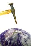 земля разрушения стоковые фото