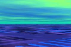 земля сделала человека Стоковые Изображения RF