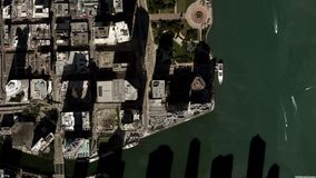Земля сигналит внутри сигнал из Майами Соединенных Штатов видеоматериал