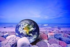 земля сохраняет Стоковые Изображения RF