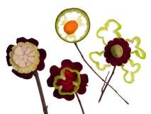 земля цветет сделанные плодоовощи Стоковые Фото