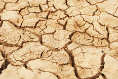 Земля Disastered Стоковые Изображения