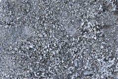 земная текстура камушков Стоковая Фотография