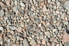 земное каменистое Стоковая Фотография RF