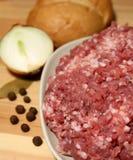 земное мясо Стоковые Фото
