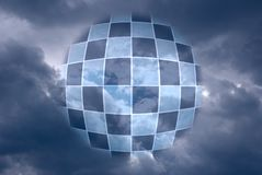 земное сознавания лимитированное Стоковая Фотография RF