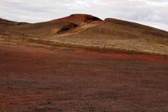 земной красный цвет стоковые фотографии rf