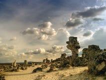 земные камни стоковое изображение rf