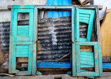 Землетрясения Непала Стоковое Фото