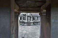 Земли виска Камбоджи Стоковые Изображения