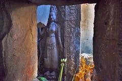 Земли виска Камбоджи стоковая фотография