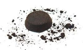 Земли кофе Стоковое Фото