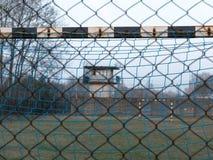 Земли футбола Стоковая Фотография RF