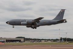 Земли DC10 USAF на RIAT Стоковая Фотография RF