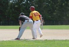 Земля бейсбола разделения Озер-юго-запада Стоковые Фотографии RF
