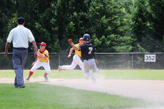 Земля бейсбола разделения Озер-юго-запада Стоковая Фотография RF
