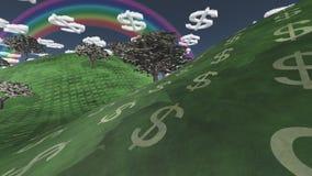 Земля богатства Стоковое фото RF