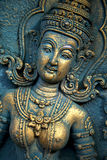 земля богов взреза Таиланда kho phangan в зеленом цвете Стоковое фото RF