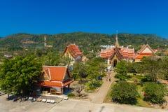 Земля буддизма Стоковая Фотография RF